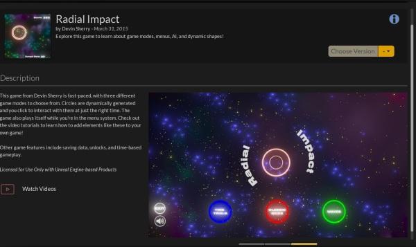 Radial Impact