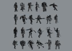 Jeroen_Quick sketches